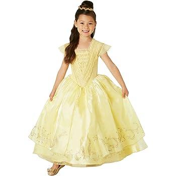Rubiess – Disfraz de Bella de La bella y la bestia para niña ...