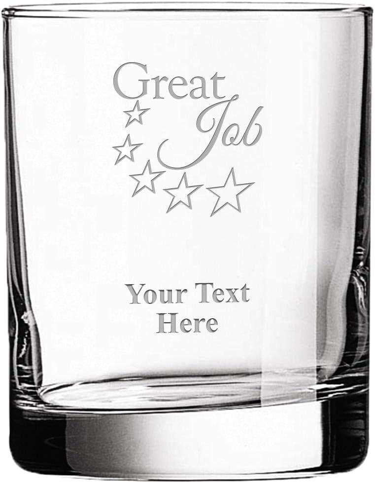 New sales Personalized Drinking Glasses - 10.5 Popular brand Custom Engraved oz Amazing