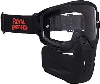 Royal Enfield Black Eyewear With Mask (RLCEWI000001)