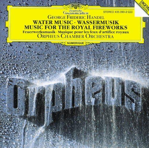 Orpheus Chamber Orchestra & George Frideric Handel