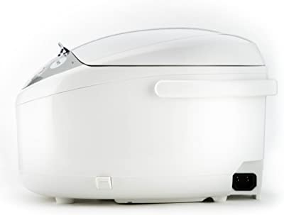Tiger JAX-R18U-WY 10-Cup (Uncooked) Micom Rice Cooker & Warmer, Steamer, and Slow Cooker