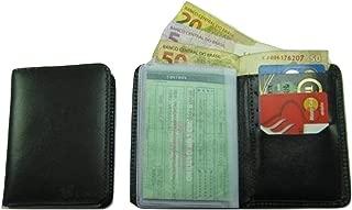 Carteira Masculina Porta Documentos Carro 100% Couro Legítimo R5