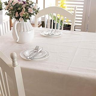 GTWOZNB Cubierta de Mesa de Simples Adecuado para la decoración de cocinas caseras Varios tamaños Encaje Simple de Color ...