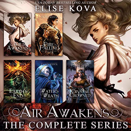 Couverture de Air Awakens: The Complete Series