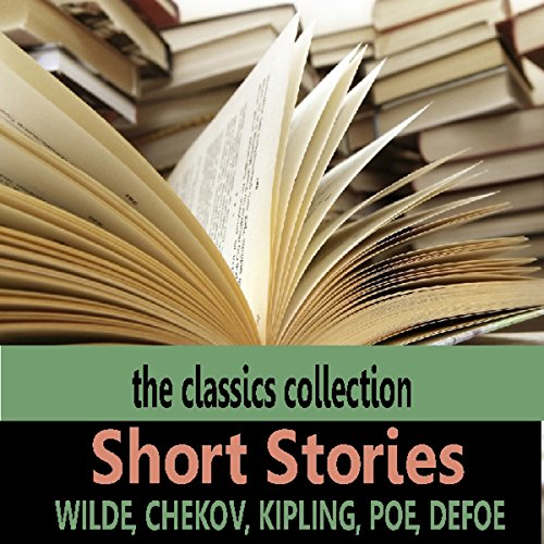 Short Stories                   By:                                                                                                                                 Edgar Allan Poe,                                                                                        Rudyard Kipling,                                                                                        Anton Chekov,                   and others                          Narrated by:                                                                                                                                 Frank Pettingell,                                                                                        Emma Hignett,                                                                                        Siobhan McKenna,                   and others                 Length: 1 hr and 12 mins     7 ratings     Overall 1.9