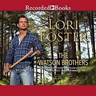 The Watson Brothers audiobook cover art