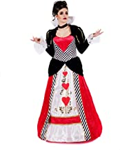 Amazon.es: Disfraz Reina De Corazones