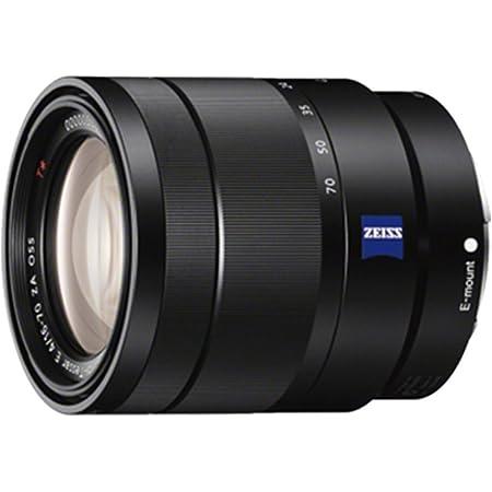 Sony Sel 1670z Zeiss Standard Zoom Objektiv Schwarz Kamera