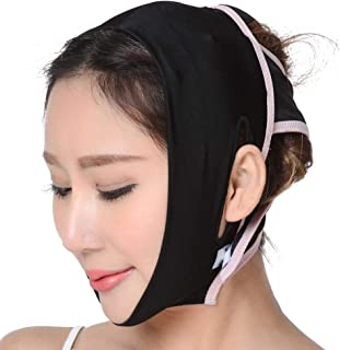 Foonee V-Line Face Slimming Belt Facial Mask Face Lifting Slimming Bandage Reducing Double Chin Face Belts for Women Girls