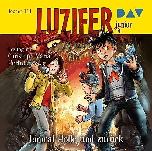 Luzifer junior – Teil 3: Einmal Hölle und zurück: Lesung mit Christoph Maria Herbst (2 CDs)