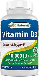 Best vitamin d 10000 iu weekly Reviews