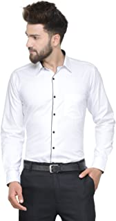 Hancock Men's Slim Fit Formal Shirt