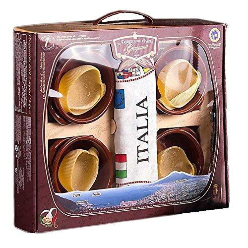 Caccavella Gragnano con terrine - Offerta 3 Pezzi