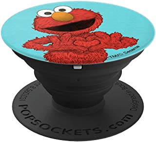 Sesame Street Elmo - PopSockets Grip and Stand for Phones and Tablets