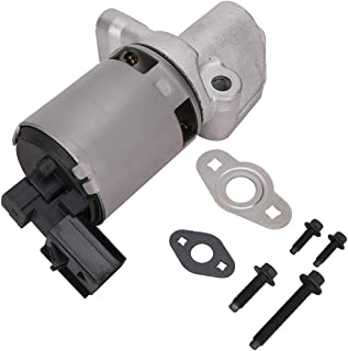 EGR Standard Exhaust Gas Recirculation Valve Replacement for Jeep Wrangler 3.8L 2007-2011 Chrysler Dodge Grand Caravan VW Routan,OE:4593896AB/4861674AB/ 4861674AC/ 4861674AD