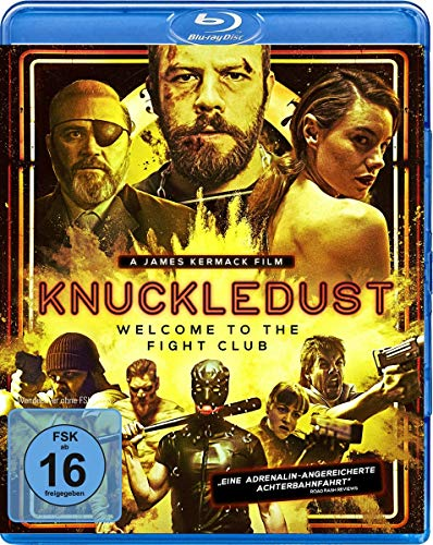 Knuckledust [Blu-ray]