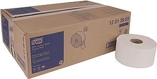 Tork Advanced 12013903 Mini Jumbo Bath Tissue Roll, 1-Ply, 7.36