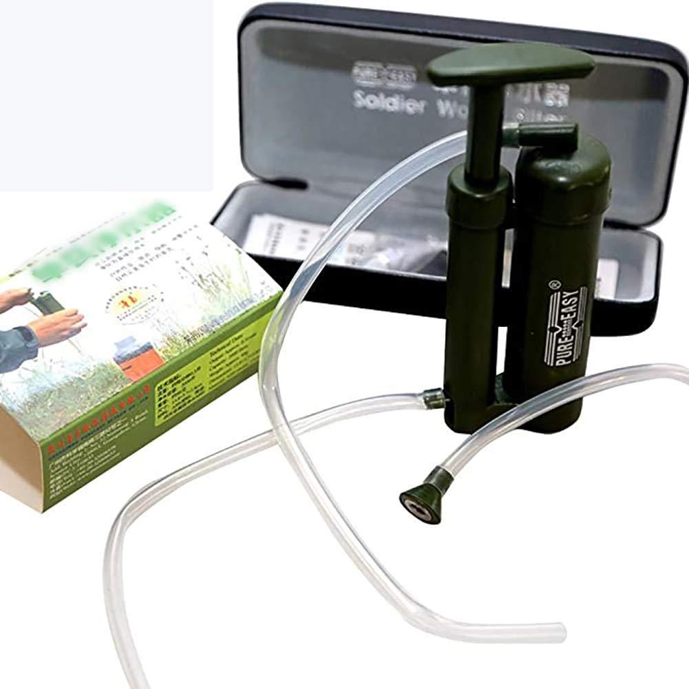 VOLORE Filtro de Agua Personal Sistema de FiltracióN Litro Al Aire ...