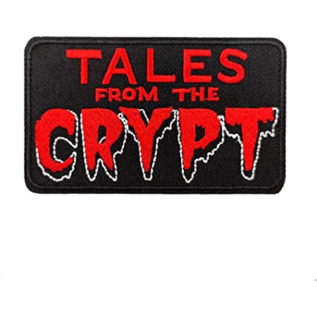 """Creepshow Horror Movie Series 4/"""" Embroidered Iron Sew-on Patch Applique"""