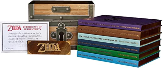 Legend of Zelda Box Set Prima Official Game Guide