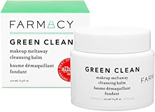 Best Farmacy Natural Makeup Remover - Green Clean Makeup Meltaway Cleansing Balm Cosmetic Review