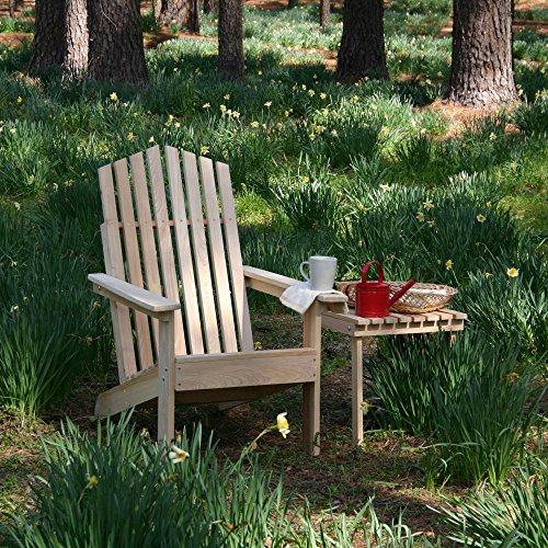 FSC Certified Cypress Adirondack Chair