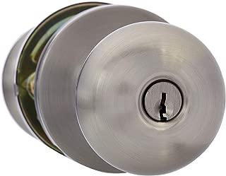 round door lock