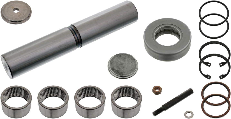 Sales for sale febi bilstein 08520 King Pin Set Ranking TOP5 set with single bearing thrust