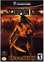 Scorpion King Rise of the Akkadian Nintendo Cube by Universal Interactive