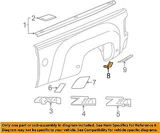 20952809 Genuine GM Panel Part#