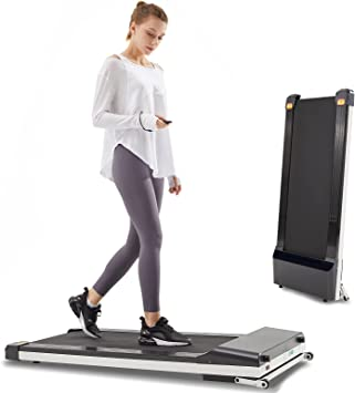 LONTEK Walking Pad Under Desk Treadmill Folding, Treadmill Walking Machine for Home