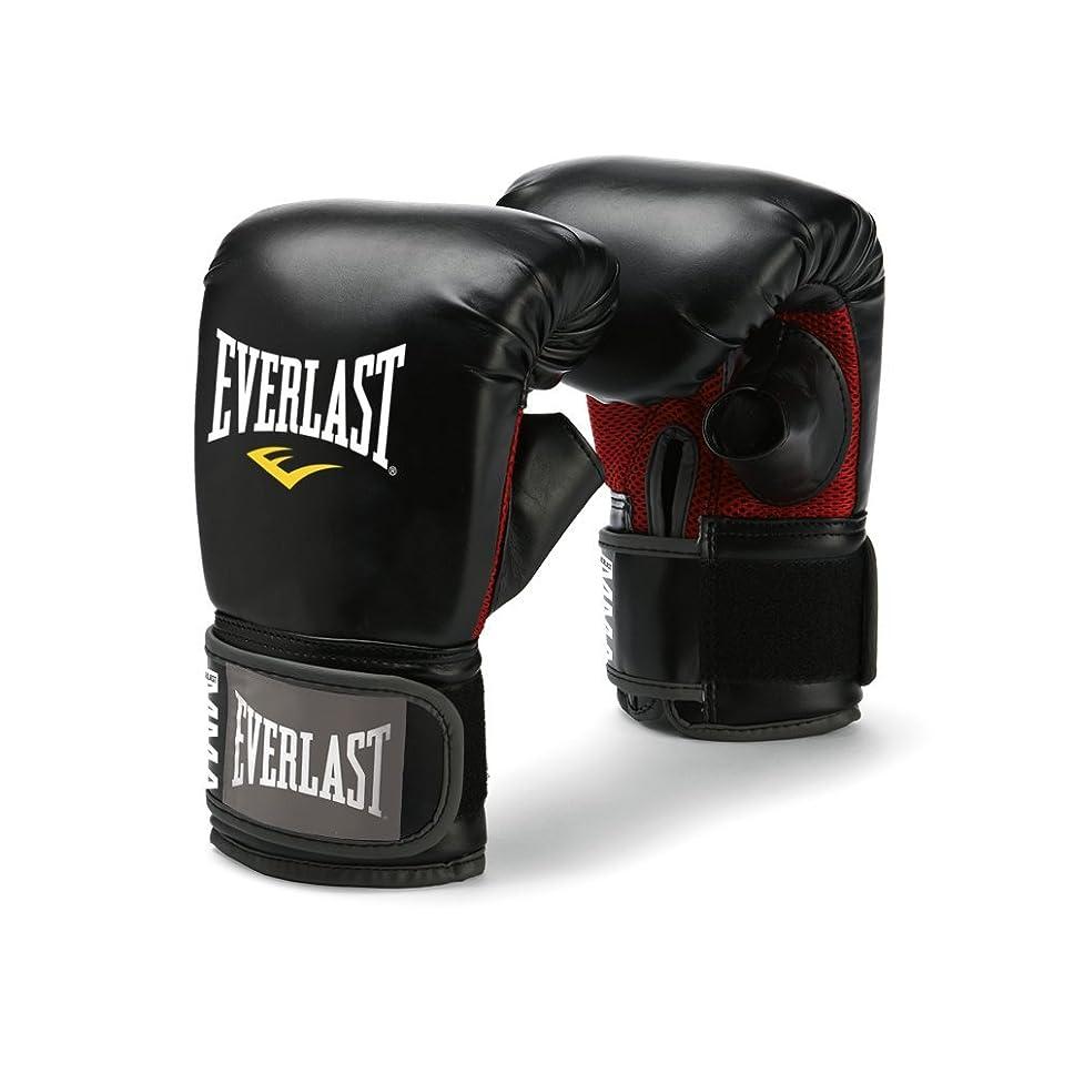 要塞大統領追加【エバーラスト】 everlast neoprene heavy bag gloves オープンフィンガーグローブ  ボクシンググローブ 【並行輸入品】 練習用 格闘技 キックボクシング シューティング ボクササイズ everlast neoprene