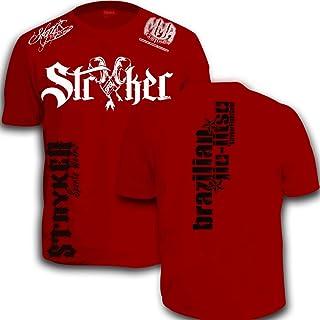 716d49dbb9013 Stryker Fight Gear Y Gloves Shorts Sleeve T-shirt Top Tapout UFC Brazilian  Jiu Jitsu