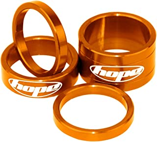 Hope Technology Space Doctor Headset Spacers for 1 1/8