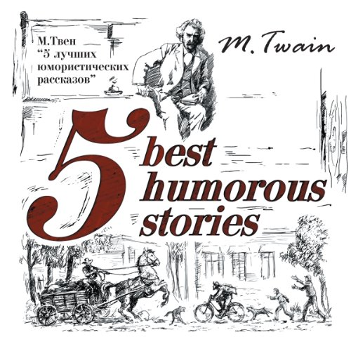 5 Best Humorous Stories (Bilingua) cover art