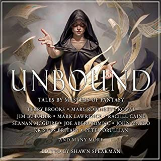 Unbound cover art