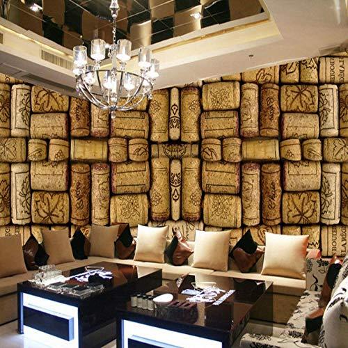 Pbbzl Aangepaste 3D Wallpaper Praag Vierkante Duif 3D Stereo Achtergrond Cafe Woonkamer Restaurant Aangepaste muurschildering 120x100cm