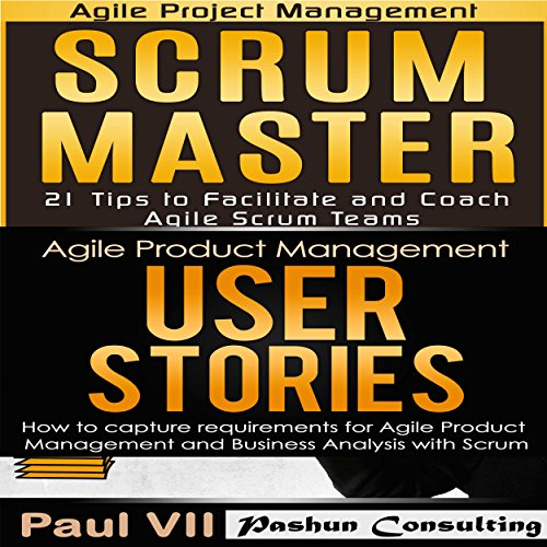 Couverture de Scrum Master Box Set