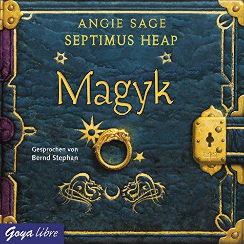 Magyk: Septimus Heap 1