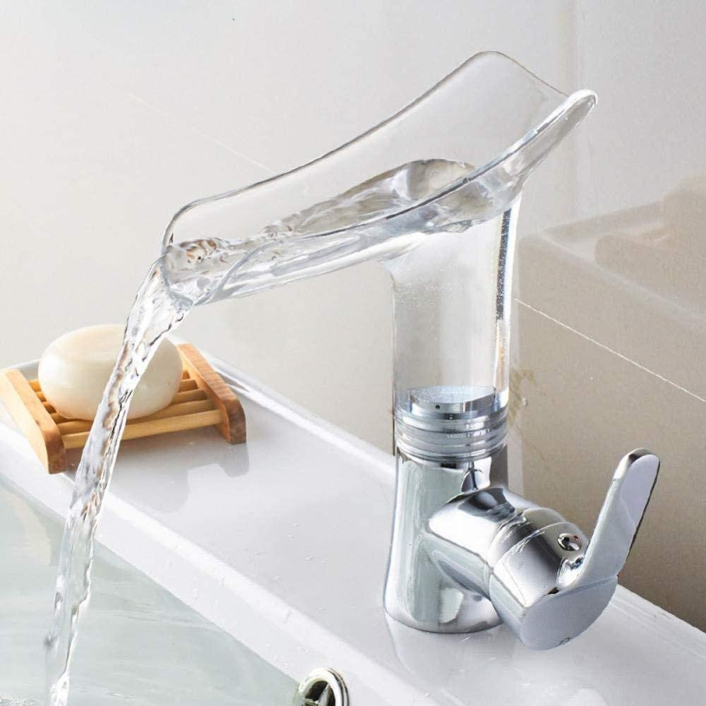 A surprise New item price is realized SLT0213 Faucet Kitchen Tap Faucets Basin Chrome Waterfall