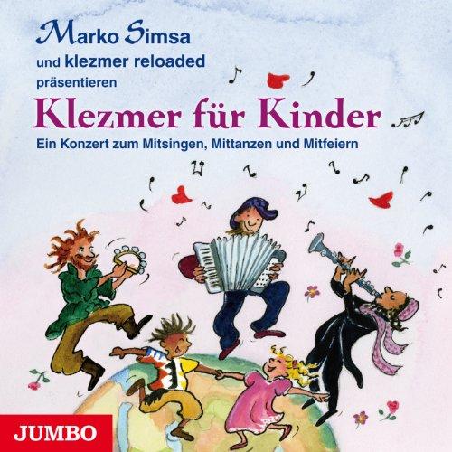 Klezmer für Kinder Titelbild