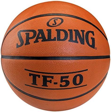 Spalding TF50 Outdoor SZ.7 (73-850Z) balón de Baloncesto, Unisex ...