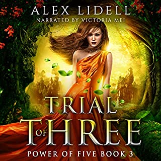 Trial of Three     Power of Five, Book 3              Auteur(s):                                                                                                                                 Alex Lidell                               Narrateur(s):                                                                                                                                 Victoria Mei                      Durée: 5 h et 37 min     10 évaluations     Au global 4,6
