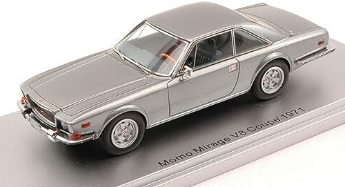Obtén lo ultimo KESS MODEL KS43033900 MOMO MIRAGE MIRAGE MIRAGE V8 COUPE' 1971 plata 1 43 MODELLINO DIE CAST  ahorra hasta un 70%