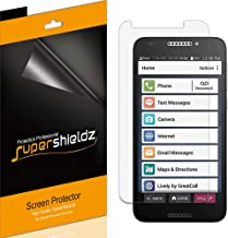 (6 Pack) Supershieldz for Jitterbug Smart2 Screen Protector, High Definition Clear Shield (PET)