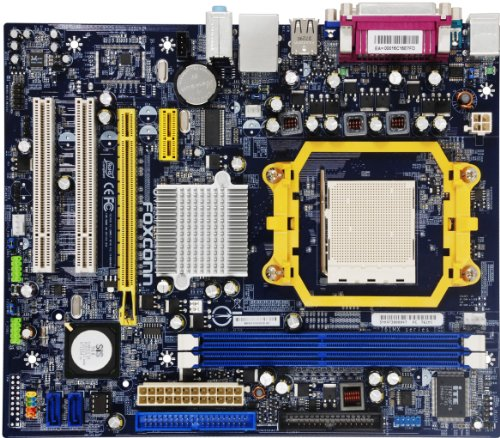 Foxconn 761MX Carte mère AMD Micro ATX Socket AM2