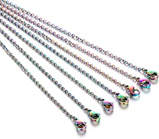 rainbow chain craft