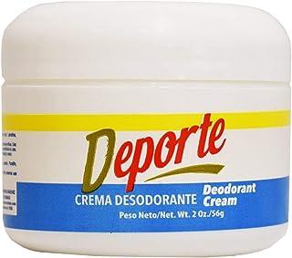 Deporte Deodorant Cream 2oz
