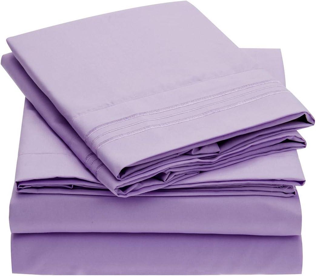 Mellanni Twin XL Sheet Set - Sheets Bedding Luxury price 1800 Finally resale start Hotel