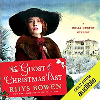 Couverture de The Ghost of Christmas Past